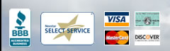 BBB Accredited, Nexstar Select Service